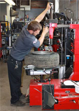 Tire Services | R & N Motor Company